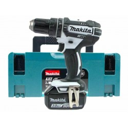 PERCEUSE VISSEUSE PERCUSSION MAKITA DHP482 (1 x 3Ah) 18V LI-ION
