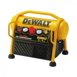 COMPRESSEUR A AIR DEWALT DPC6MRC 6L portable