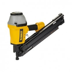 DEWALT DPN9033 CLOUEUR PNEUMATIQUE CHARPENTE CLOUS 50/90mm 34°