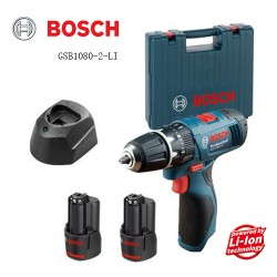 PERCEUSE PERCUSSION VISSEUSE BOSCH PRO GSB 120-Li 10,8v (2 x 1,5Ah)