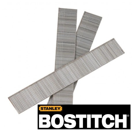 5000 CLOUS BOSTITCH 20 mm mini-brads 18GA cloueur Makita/Senco/Dewalt...