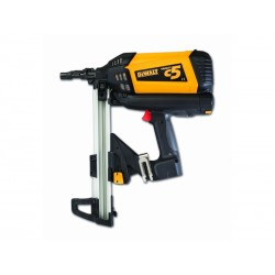 CLOUEUR BETON A GAZ + 4000 clous 20mm DEWALT C5 TRAK-IT DDF5110500 (magasin long)