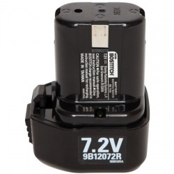BATTERIE BOSTITCH 9B12072R-EU 7.2v compatible Hitachi EB714S/BCC715/EB7S/EB7G/EB7