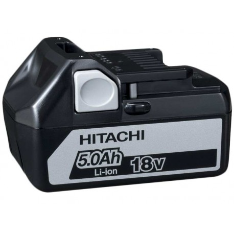 BATTERIE ORIGINALE HITACHI BSL1850 Li-ion 18V 5Ah