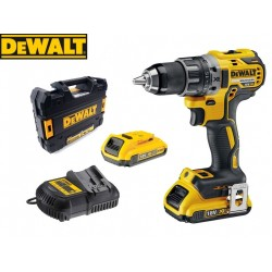 DEWALT DCD791D2 PERCEUSE VISSEUSE 18V 2 batteries 2Ah reconditionnée