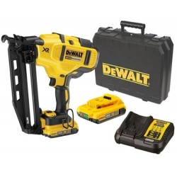 DEWALT DCN660D2 CLOUEUR DE FINITION A BATTERIE 18v (2x2Ah) reconditionné