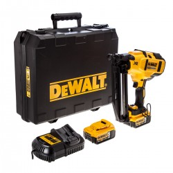DEWALT DCN660P2 CLOUEUR DE FINITION A BATTERIE 18v (2x5Ah) reconditionné