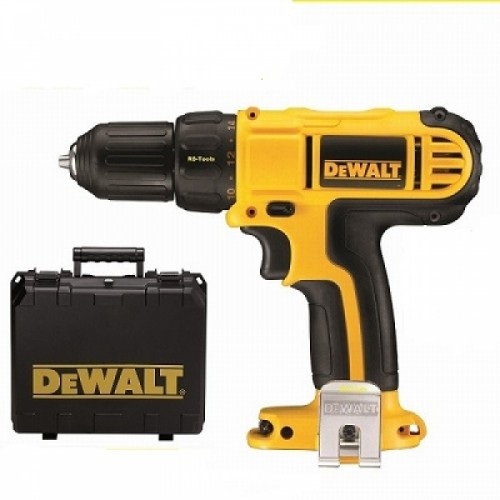 dewalt dc740 perceuse visseuse 12v coffret nue sans. Black Bedroom Furniture Sets. Home Design Ideas