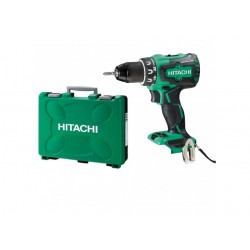 PERCEUSE VISSEUSE HITACHI DS18DBSL Brushless + coffret nue sans batterie