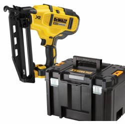 DEWALT DCN660NT CLOUEUR DE FINITION 18v 16GA nu sans batterie + coffret largee