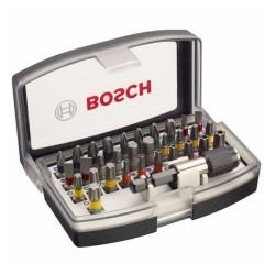 Coffret d'embouts Bosch 32 pièces