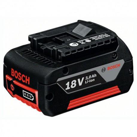 BATTERIE BOSCH GBA 18V 3.0 Ah M-C Li-ion 1 600 Z00 037