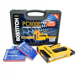 BOSTITCH PC8000/T6-KIT AGRAFEUSE MANUELLE (3000 agrafes 6/10/12mm)