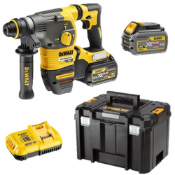 DEWALT DCH323T2 54V perforateur burineur SDS Plus (2 x 6 Ah) 2,8 Joules reconditionné