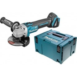 MAKITA DGA506 125mm meuleuse 18v brushless + coffret nue sans batterie