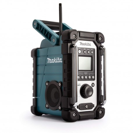 MAKITA DMR107 radio de chantier 7,2v-18v