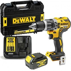 DEWALT DCD796 perceuse visseuse percussion 18v (1 x 4Ah) 70Nm