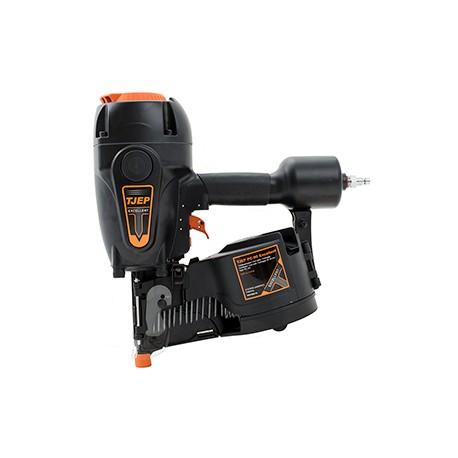 CLOUEUR A ROULEAUX TJEP PC 90 EXCELLENT PNEUMATIQUE 15/16° 50-90mm
