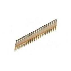 2000 clous d'ancrage 4 x 50 mm BOSTITCH crantés galvanisés