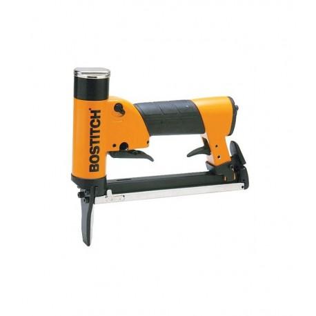 BOSTITCH 21680B-LN-E + 10000 agrafes 14mm agrafeuse pneumatique tapissier nez long