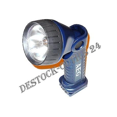 AEG HL LAMPE TORCHE 12V-14,4V nue compatible Milwaukee système PBS3000