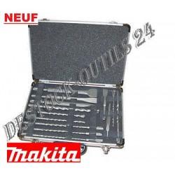 Coffret Makita 17 pièces SDS