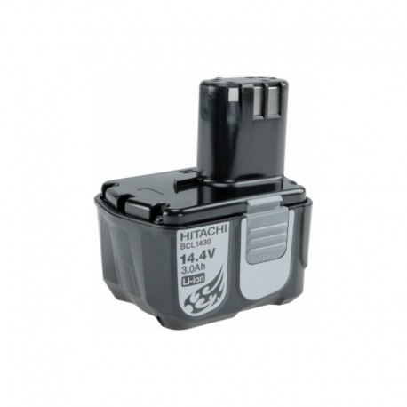 BATTERIE HITACHI BCL1430 14,4V 3Ah Li-ion